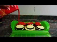 Timbal de verduras en estuche de vapor Lekue - YouTube Tapas, Pudding, Healthy Recipes, Make It Yourself, Cooking, Desserts, Youtube, Food, Gluten