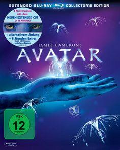 Top Angebot: Avatar (Extended Collector's Edition) [Blu-ray] wurde auf 8,50€ gesenkt (vorher: 15,99€) Das entspricht einer Ersparnis von 46%.