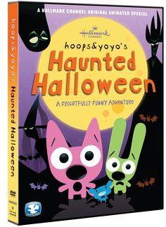 Hoops & Yoyo's Haunted Halloween: A Frightfully Funny Adventure (Hallmark) Kid Movies, Movies To Watch, Movies And Tv Shows, Halloween Dvd, Haunted Halloween, Hoops And Yoyo, Halloween Adventure, Instant Video, Main Theme