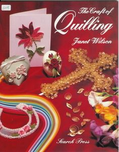 $11.95 - The Craft of Quilling Book (ISBN 085532797-9)