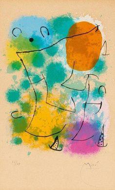 "colin-vian: ""Joan Miró 1960 """