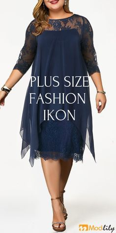 Lace Panel Overlay Plus Size Straight Dress Shoes For Wedding Guest, Plus Size Wedding Guest Dresses, Dresses To Wear To A Wedding, Plus Size Dresses, Mother Of Groom Outfits, Mother Of The Bride Dresses Long, Best Cocktail Dresses, Navy Cocktail Dress, Brides Mom Dress