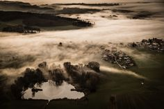 Haunted pond by Gilles Baechler on 500px #landscape #photography #nature