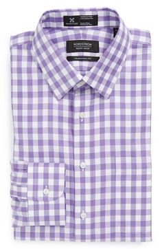 Nordstrom Smartcare™ Traditional Fit Check Dress Shirt | Nordstrom