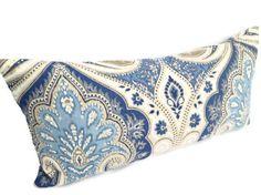 Kravet Latika Ikat Decorative Pillow Cover 10X20BOTH by PillowChix, $36.00 master bedroom