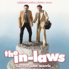 THE IN-LAWS. Music by John Morris. Limited Edition of 1500 units.