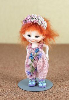 Real Puki Realpuki Tiny Doll Outfit Three by DesertMountainDoll