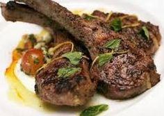 ريش اللحم بالزنجبيل ~ 5 مقادير وبس