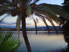 Lago di Ganzirri (Messina) Sicilia