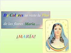 Virgen de Colores