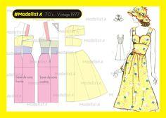 vestido vintage. Fonte: http://www.facebook.com/photo.php?fbid=536383326397577=a.426468314055746.87238.422942631074981=1