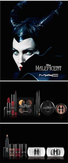 MAC Maleficent Collection!