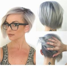 Short Shaved Hairstyles 40 Chic Short Haircuts Popular Short Hairstyles For 2018