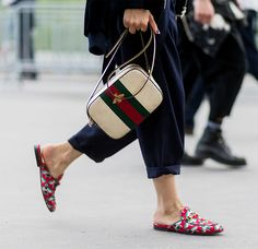 The Best Slides for Your Feet, According to a Podiatrist - Loafer Slides from InStyle.com