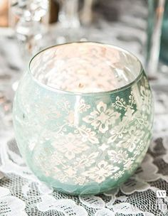 Pretty Votive, I ɭ0ƲᏋ it's Lacy Appearance~❥