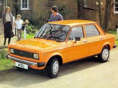 Now this was a car!  Yugo 413 L