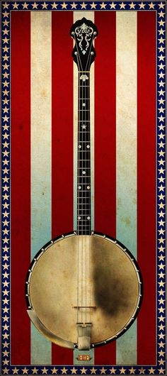 vega style Instruments à cordes Golden gate banjo armrest