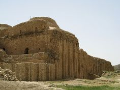 The Palace of Ardashir Babakan    Near Firuzabad, Pars, and boasting some of the earliest Iwans and squinches known in Persian Architecture