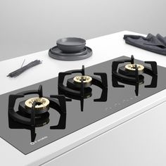 Electrical, electronic, gas or induction, the Smalvic hobs are ...