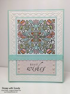 Stamp With Sandy: Gallery of Cards for OWH