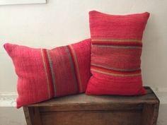 Image of Bolivian Frazada Pillows