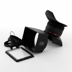 GGS Perfect HD DSLR LCD Foldable Viewfinder with 3.0x: Amazon.co.uk: Electronics