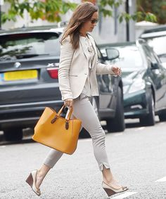 Pippa Middleton Looks Chicer Than Ever While Celebrating Her 33rd Birthday from InStyle.com