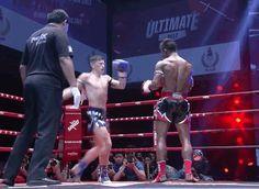 Muay Thai - Thai kickboxing - martial arts gifs