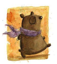 Artista Blog: Bear-walk // Medveséta