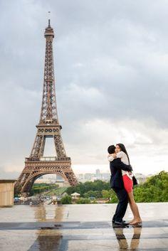 Surprise proposal in Paris – cute couple from US – R&J 3