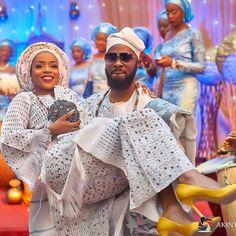 Blue Shweshwe Traditional African Wedding Pinterest
