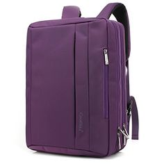 New Trending Briefcases amp; Laptop Bags: Coolbell 15.6 Inches Convertible Laptop Messenger Bag Oxford Cloth Shoulder Bag Backpack Multi-Functional Briefcase For Laptop / Macbook / Tablet Women (Purple). Coolbell 15.6 Inches Convertible Laptop Messenger Bag Oxford Cloth Shoulder Bag Backpack Multi-Functional Briefcase For Laptop / Macbook / Tablet Women (Purple)  Special Offer: $37.99  188 Reviews CoolBell bases on the cutting-edge of fashion trends. Pursu