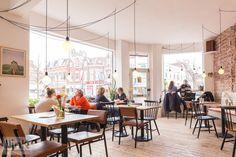 Cleeff: koffie, ontbijt, lunch en borrel in de Kleverparkbuurt