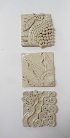 Ceramic Wall Art Tile-Wind by Uturn on Etsy
