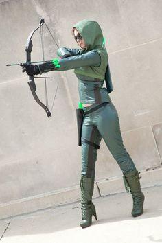 Arrow cosplay