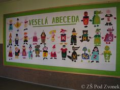ZŠ Pod Zvonek - www. Preschool Themes, Frame, Decor, Picture Frame, Decoration, Decorating, Frames, Deco