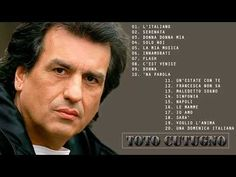 The Best Songs Of Toto Cutugno| Full Playlist 2018 - YouTube Youtube Share, Album, Best Songs, Music Publishing, Music Songs, Writer, Good Things, Torrevieja, Doll Stuff