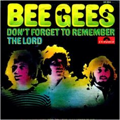 Don't Forget To Remember. RIP Robin Gibb #beegees