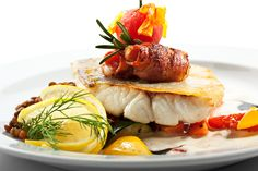 Baked Sea Bream - A wonderful #maincourse for your #Christmas holidays!