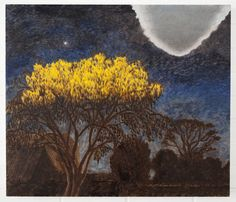 Johanna Pegler, Nebula, 2011, Oil on board, 700 x 600mm