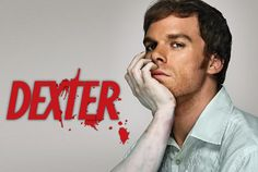 """i found Dexter on netflix and got hooked immediately. Everyone I've suggested the show to has loved it just as much. It lets you in on all the secrets as Dexter is a """"serial killer"""" and a blood inspector for the cops Jennifer Carpenter, Best Tv Shows, Best Shows Ever, Favorite Tv Shows, Favorite Things, Six Feet Under, Dexter Morgan, Dexter Kill, Carlisle"""