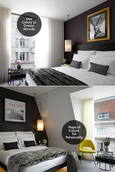 Interior Design Tricks Inspired by Design Hotels Around the World // Staged4more Home Staging & Design Blog