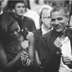 The Obamas - I love this picture!