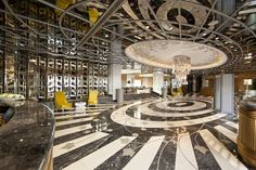 Wyndham Istanbul Kalamis Marina: Lobby