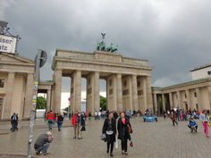 Brandenburger Tor, #Berlin, #Germany.