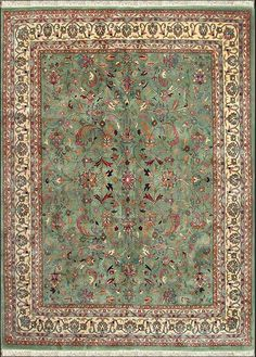 NOMAD ART Carpet & Kilim / PERSIAN KESHAN ( Wool on Cotton