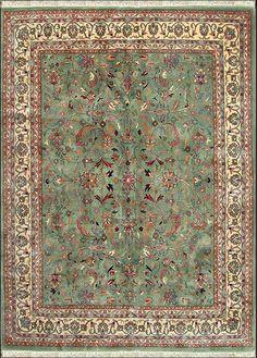 NOMAD ART Carpet & Kilim  PERSIAN KESHAN