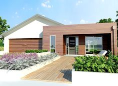Sekisui Home Designs: Mitsu Natural Facade. Visit www.localbuilders.com.au/builders_queensland.htm to find your ideal home design in Queensland