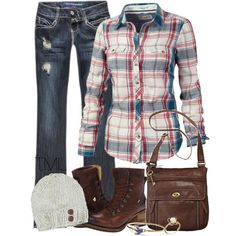 Fall, created by tmlstyle on Polyvore