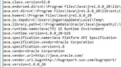 """<p>There are many ways to find Java version used to compile a class (i.e class file version). One way is to use the utility """"javap"""" which is included with the Java SDK as given below. To findJava version used to compile: In UNIX / Linux : To find major version …</p>"""